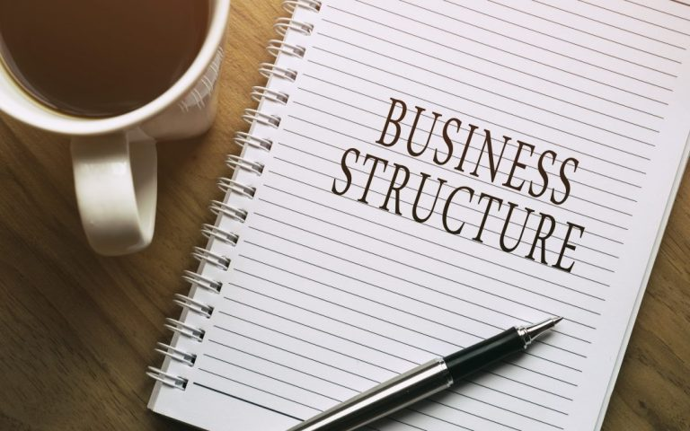 Selecting a Legal Structure for Your New Business