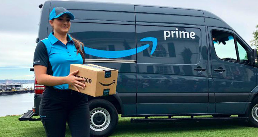 Logistics: Amazon reaches 30,000 units in the E-commerce boom
