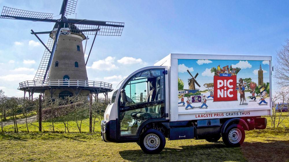 E-Commerce: Dutch Marketplace Picnic Raises €250 million in Investment Round