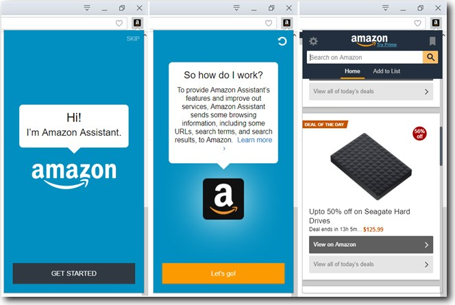 E-commerce: Amazon launches Amazon Assistant for Android users