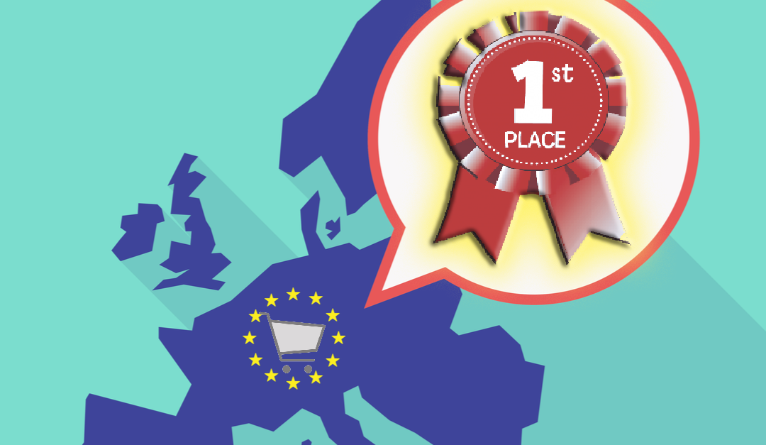 E-commerce: Europe Is Top of the Charts in Global E-commerce