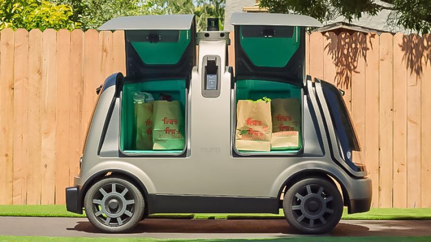 Walmart rolls out autonomous delivery robots