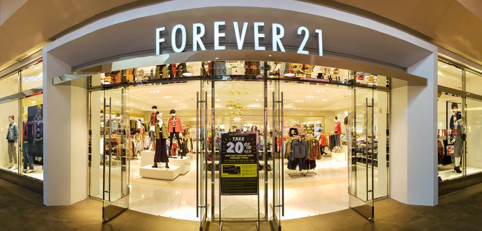 E-commerce: Forever 21 Partners with Global-e in a bid to strengthen its online operations
