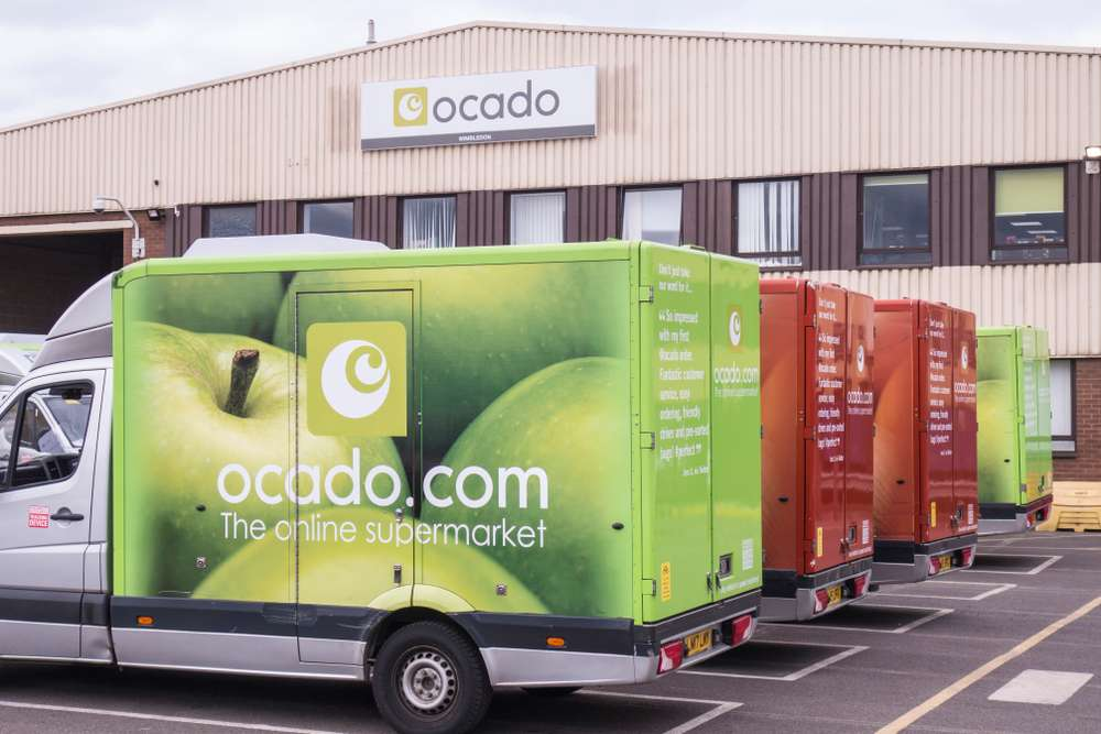 Logistics: Ocado plans to invest in driverless vehicles and robots to make online deliveries
