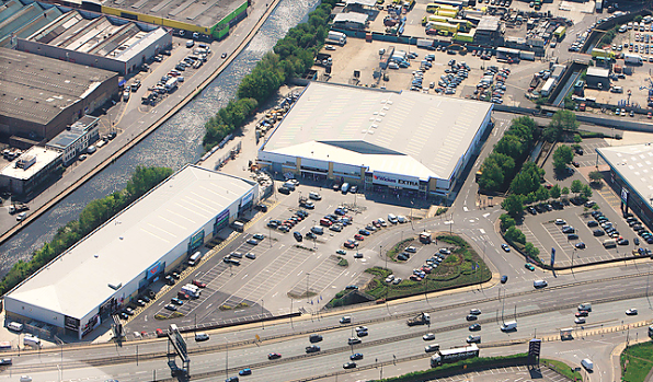 E-Commerce: UK Retail Park to Be Transformed Into E-Commerce Logistics Facility