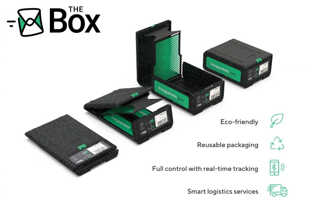 Sustainability: Revolutionary Packaging System 'The Box' to be launched this year
