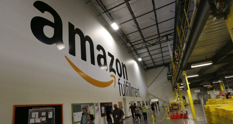 Logistics: Amazon Plans to Build Gigantic New Fulfilment Centre in North-East of England