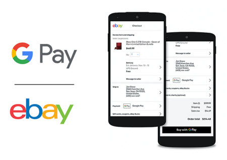 E-commerce: eBay offer managed payments in the UK