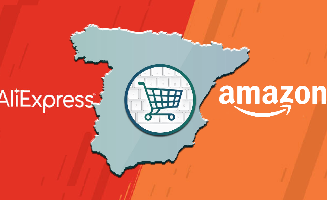E-commerce: Amazon and AliExpress to make Spain's E-commerce Market the Fastest Growing in Western Europe