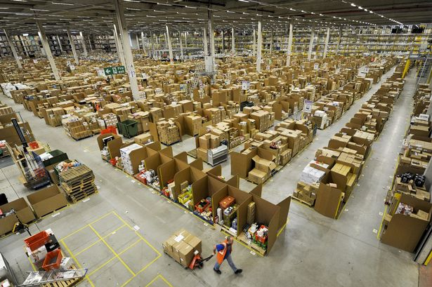 Logistics: Amazon to open new distribution centre in Southeast Spain in May