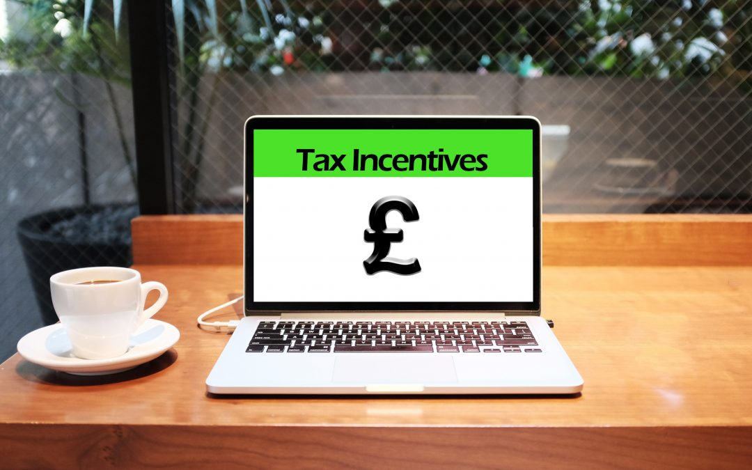 Tax incentives, accountants in manchester