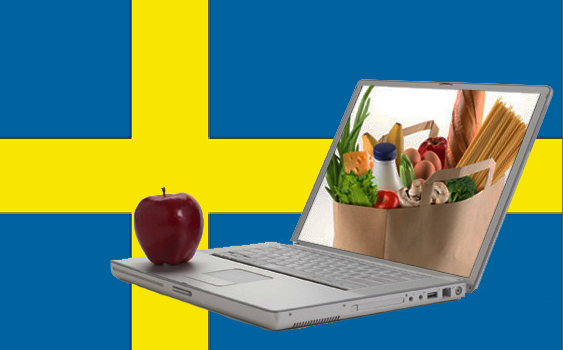 E-commerce: Sweden sees online grocery shopping grow by 21.9%