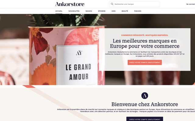 E-commerce: Ankorstore expands to Germany