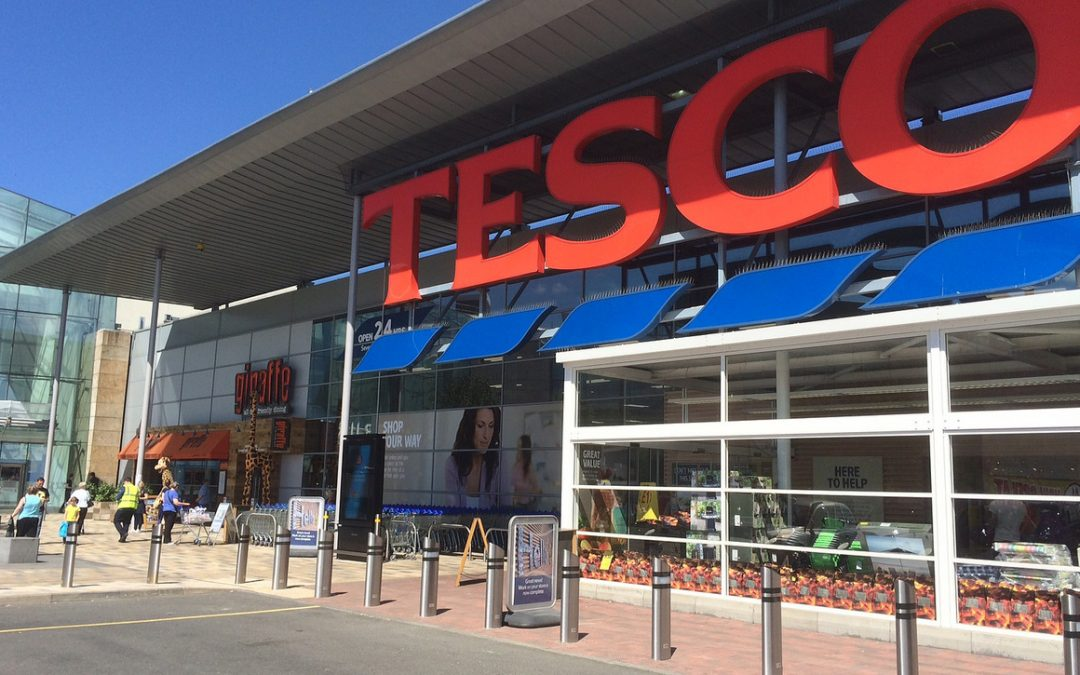 E-commerce: Tesco launches new cashless store in London