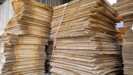 Logistics: Increased deliveries will lead to a national cardboard shortage for food & medicine distribution
