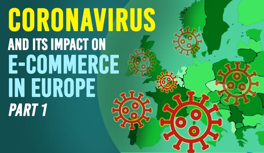 europe e-commerce, coronavirus