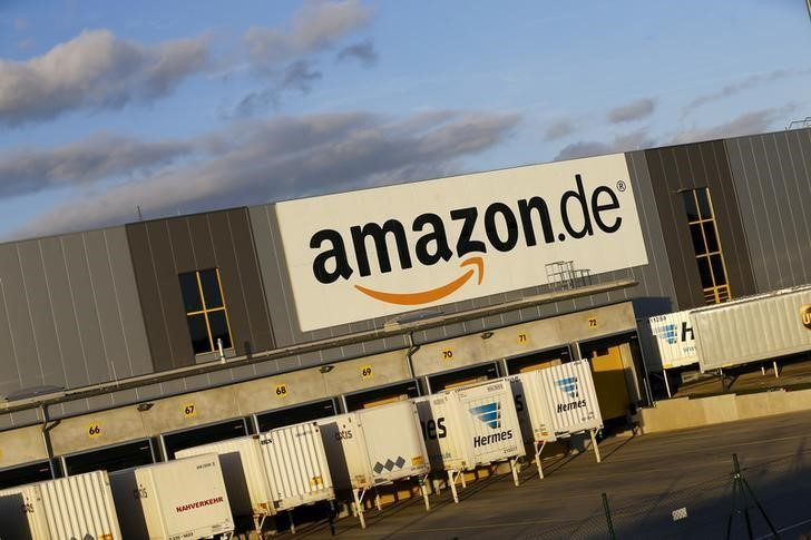 Logistics: New Amazon distribution centre to be opened in Germany in 2021