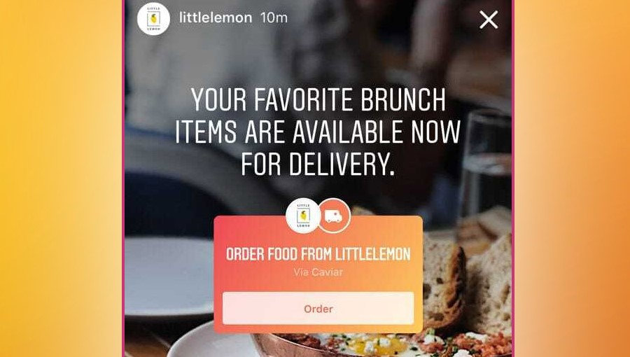 E-commerce: Instagram helps users and SMEs by introducing stickers