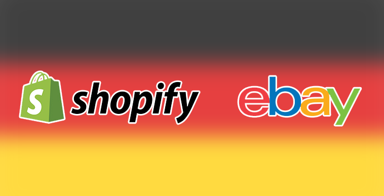 E-commerce: Shopify users in Germany can now sell directly from eBay