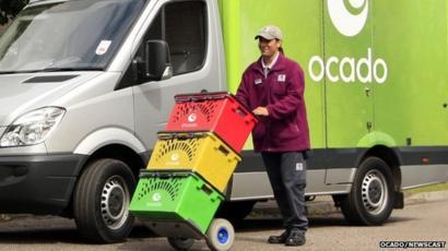 E-commerce: Ocado's Second-Quarter revenues skyrocket to new heights
