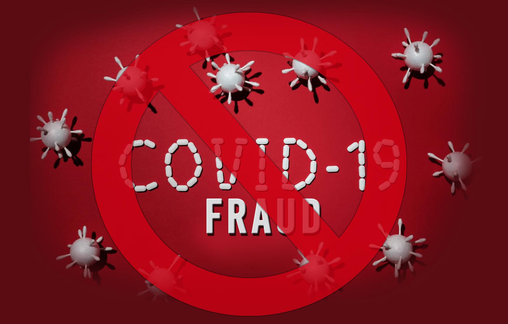 fraud, coronavirus