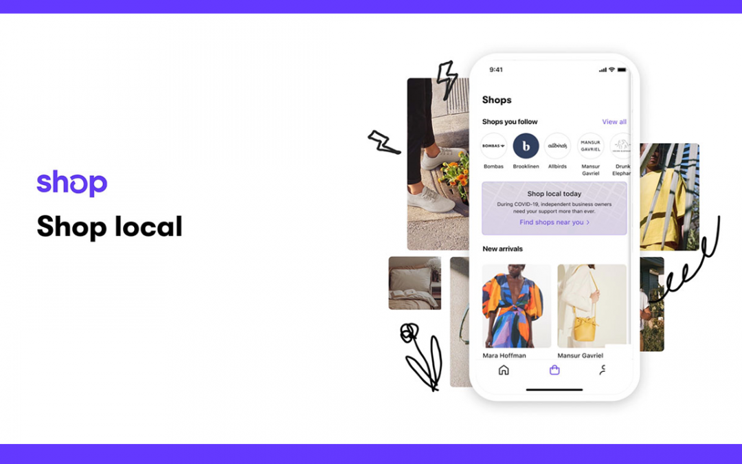 E-commerce: Shopify unveils new 'Shop' app to help consumers and local businesses