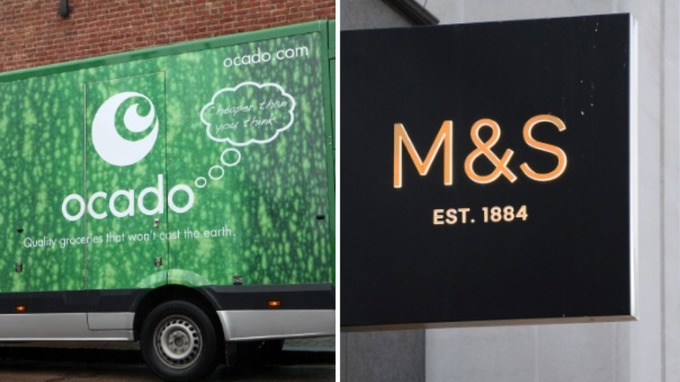 E-commerce: Customers can now buy Marks & Spencer clothing from Ocado