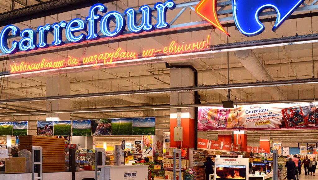 E-commerce: Online grocery marketplace launched in France by Carrefour