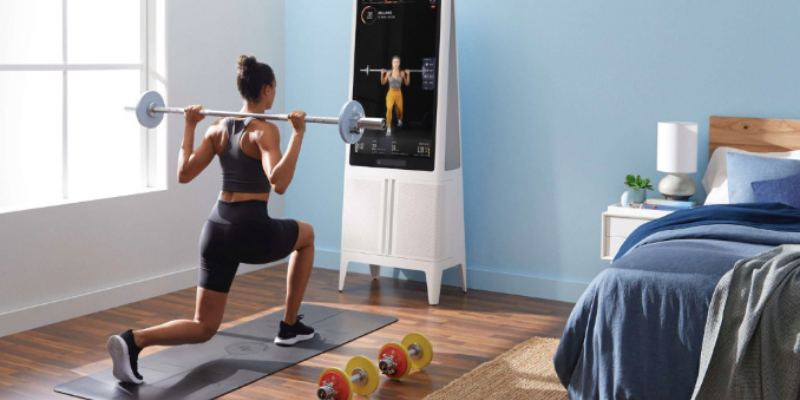 E-commerce: eBay reports huge rise of over 1000% in fitness sales