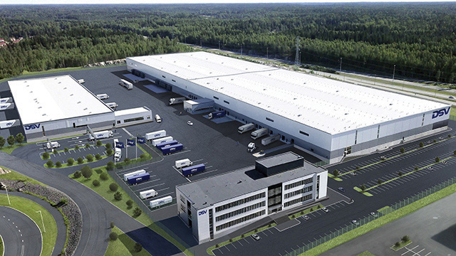 Logistics: Europe's largest logistics centre to be built in Denmark