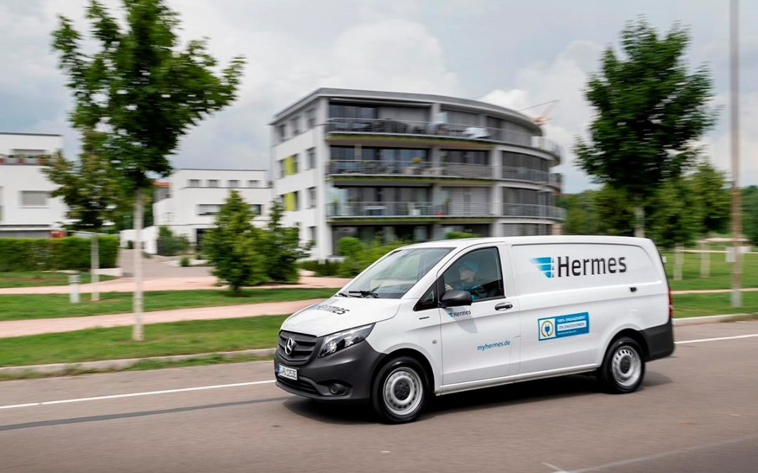 Logistics: Hermes invests £100 million and looks to employ 10,000 new staff