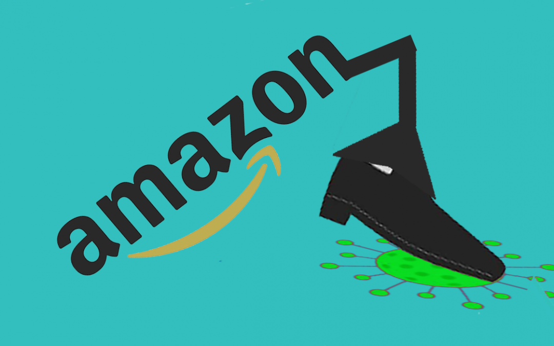 Coronavirus: How Amazon is stamping out COVID-19 across its workplaces