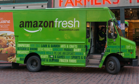 E-commerce: Amazon scraps grocery delivery fees for Prime members in UK