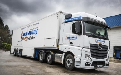 Logistics: Armstrong Logistics to begin shift into E-commerce operations