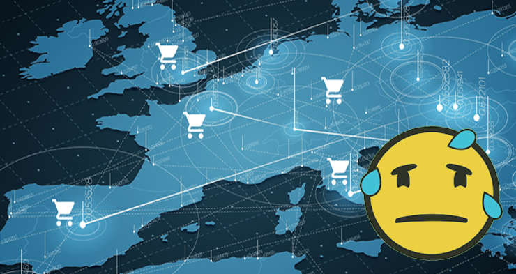 E-commerce: Over 50% of EU online businesses believe cross-border expansion has become difficult