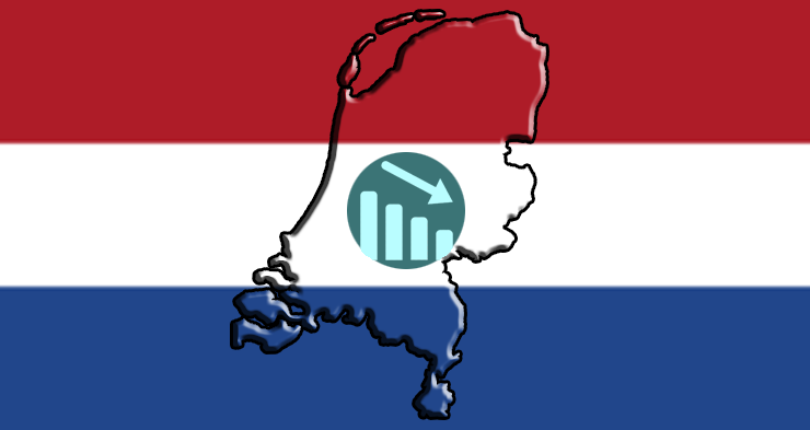 E-commerce: E-commerce turnover in Netherlands decreased by 4%