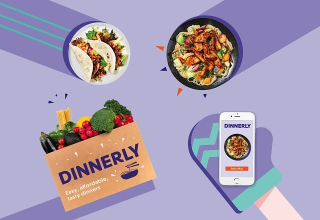 E-commerce: Food delivery service Dinnerly now available in Germany