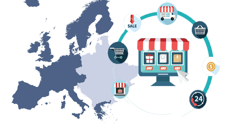 E-commerce: E-commerce spending in Western Europe to increase by $71.94 billion in 2020