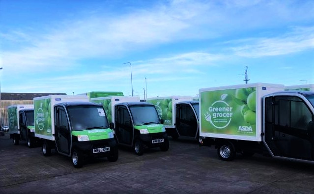 Logistics: Asda ramps up capacity and sustainability with new high-tech vans