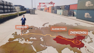 E-commerce: New cross-border rail port in China has handled over 25m parcels since January