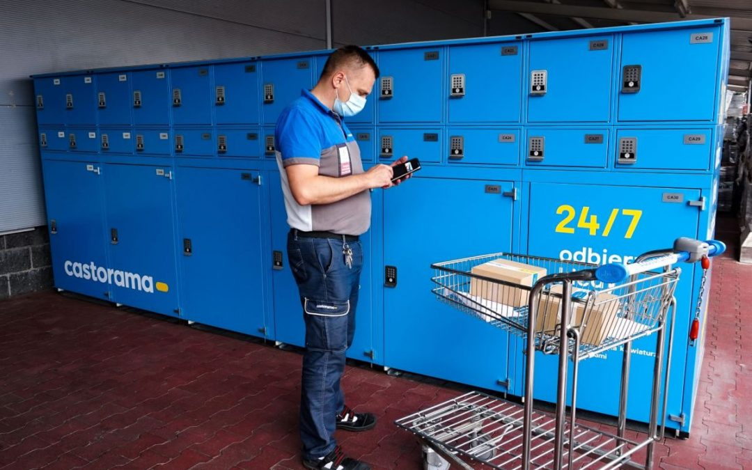 Logistics: 'CastoMat' Click and Collect lockers launched across Poland