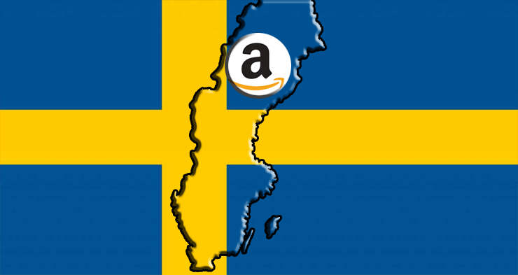 E-commerce: Launch of Amazon Sweden officially announced for 2021