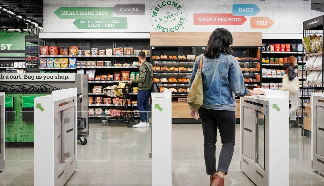E-commerce: Amazon opens first ever full-size 'Amazon Fresh' grocery