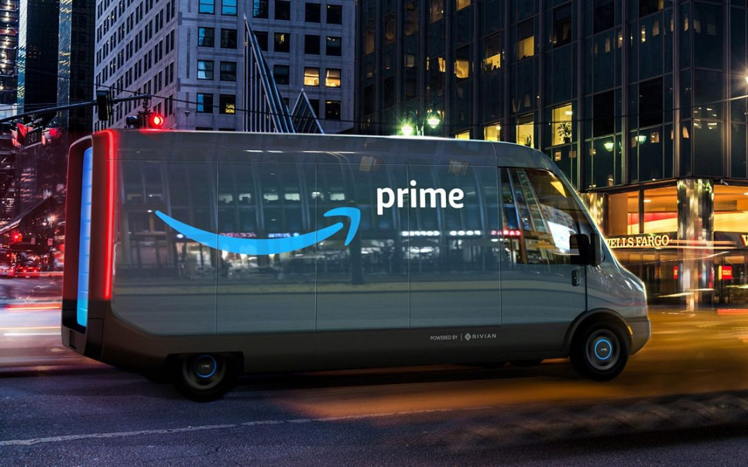 Logistics: Amazon to introduce 1,800 new electric delivery vehicles in 2020