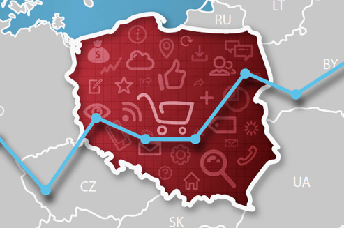 E-commerce: Over 5,000 new E-commerce stores registered in Poland this year