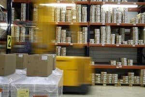 Image showing warehouse